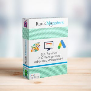 SEO, PPC Management & Ad Grants Management