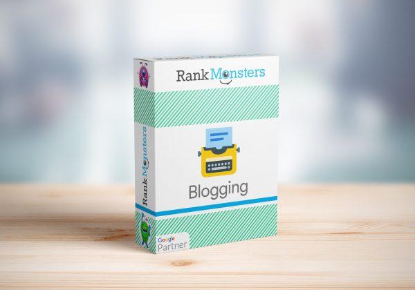 RankMonsters Blogging